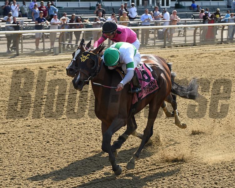 Athens Queen wins the 2018 Astoria Stakes<br /> Coglianese Photos/Chelsea Durand