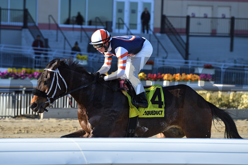 My Boy Tate wins the 2018 Say Florida Sandy Stakes<br /> Coglianese Photos/Joe Labozzetta
