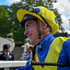 Jockey James Doyle, Royal Ascot; Ascot Race Course; Ascot; UK; 6-20-18; Photo by Mathea Kelley
