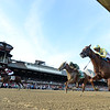 Tenfold wins the Jim Dandy Stakes at Saratoga Saturday, July 28, 2018. Photo: Coglianese Photos
