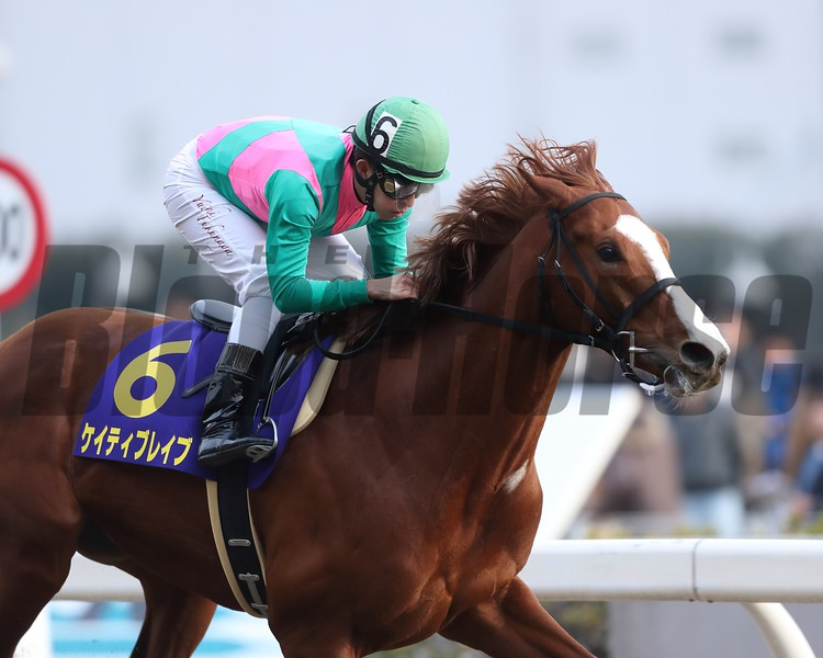 K T Brave wins the 2018 Kawasaki Kinen (Grade 1) <br /> Masakazu Takahashi Photo