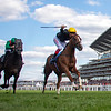 Stradivarius, Frankie Dettori, win th G1 Gold Cup, Royal Ascot,, Ascot Race Course, Ascot, UK, 6-21-18, Photo by Mathea Kelley