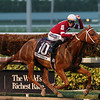 Gun Runner wins the 2018 Pegasus<br /> Coglianese Photos/Zoe Metz