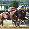 Bee Jersy, Ricardo Santana Jr., Runhappy Metropolitan Handicap; G1; Belmont Park; June 9; 2018