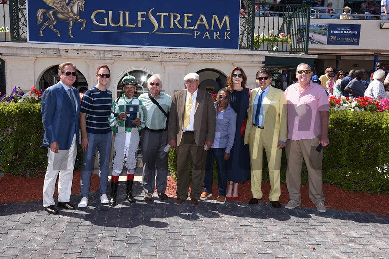 Team of Teams wins the 2018 Sand Springs<br /> Coglianese Photos