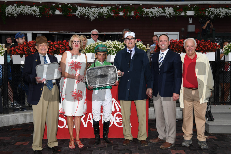 Raging Bull (FR); Joel Rosario; National Museum of Racing Hall of Fame Stakes; G2T; Saratoga Race Course; August 3; 2018
