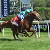 Uni (GB), Irad Ortiz Jr., Fasig-Tipton De La Rose Stakes, $100,000; Saratoga Race Course; August 4; 2018<br /> Coglianese Photos/Susie Raisher