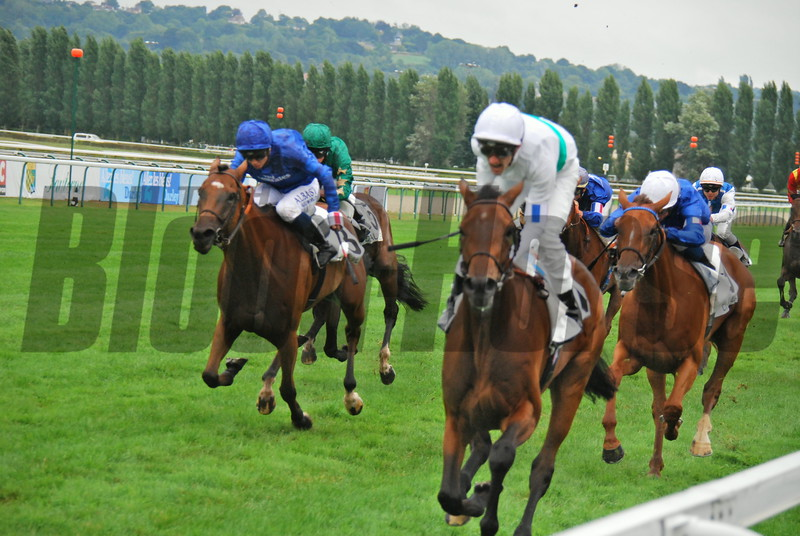 With You (GB); Aurelien Lemaitre; Prix Rothschild; G1; Deauville-La Touques Racecourse; July 29; 2018