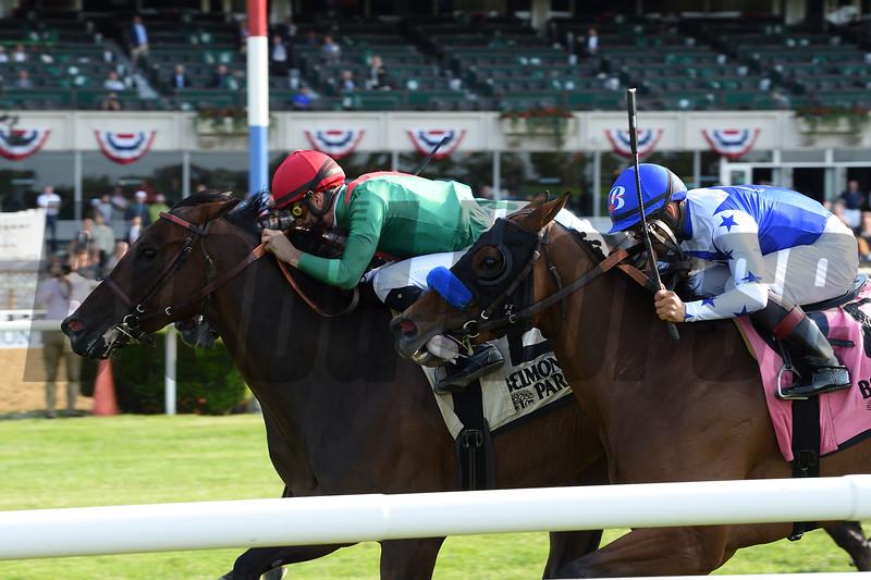La Sardane wins the 2018 Intercontinental Stakes<br /> Coglianese Photos/Chelsea Durand