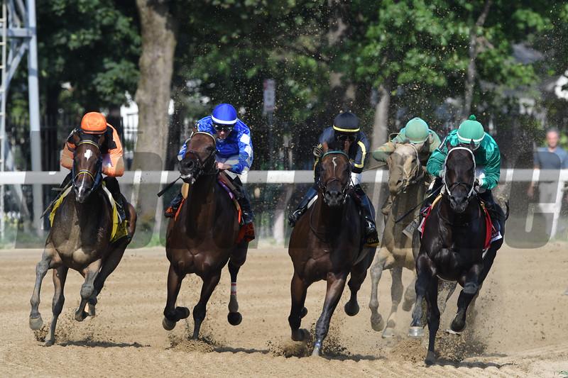 Imperial Hint; Javier Castellano; Alfred G. Vanderbilt Handicap; G1; Saratoga Race Course; July 28; 2018<br /> Coglianese Photos/Arianna Spadoni