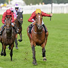 Pallasator, Jaime Spencer,win the Queen Alexandra Stakes, Royal Ascot,, Ascot Race Course, Ascot, UK, 6-23-18, Photo by Mathea Kelley