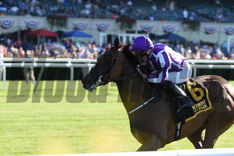 Athena (IRE), Ryan Moore, Belmont Oaks Invitational Stakes; G1T; Belmont Park; July 7; 2018
