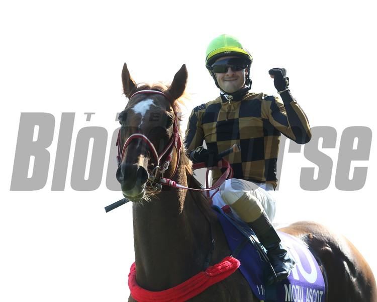 Mozu Ascot; Yasuda Kinen; Christophe Lemaire; Tokyo Racecourse; June 3 2018