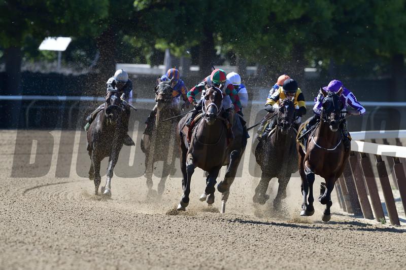 Firenze Fire, Irad Ortiz Jr., Dwyer Stakes; G3; Belmont Park; July 7; 2018