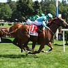 Uni (GB), Irad Ortiz Jr., Fasig-Tipton De La Rose Stakes, $100,000; Saratoga Race Course; August 4; 2018<br /> Coglianese Photos