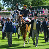 Stradivarius; Frankie Dettori; win th G1 Gold Cup; Royal Ascot; Ascot Race Course; Ascot; UK; 6-21-18; Photo by Mathea Kelley