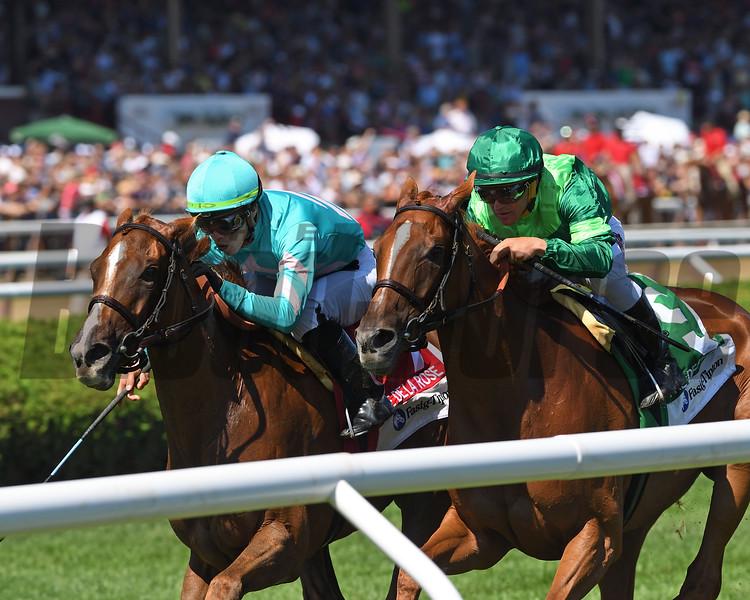 Uni wins the 2018 De La Rose Stakes<br /> Coglianese Photos/Chelsea Durand
