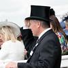Trainer Wesley Ward, Royal Ascot, Ascot Race Course, Ascot, UK, 6-19-18, Photo by Mathea Kelley