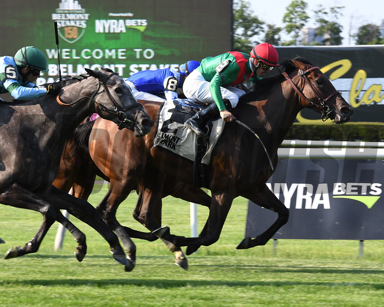 La Sardane wins the 2018 Intercontinental Stakes<br /> Coglianese Photos