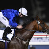 Benbatl, Oisin Murphy, win the Dubai Turf,  DWC 2018, Meydan Race Course, Dubai, UAE, 3-31-18, photo by Mathea Kelley/Dubai Racing Club