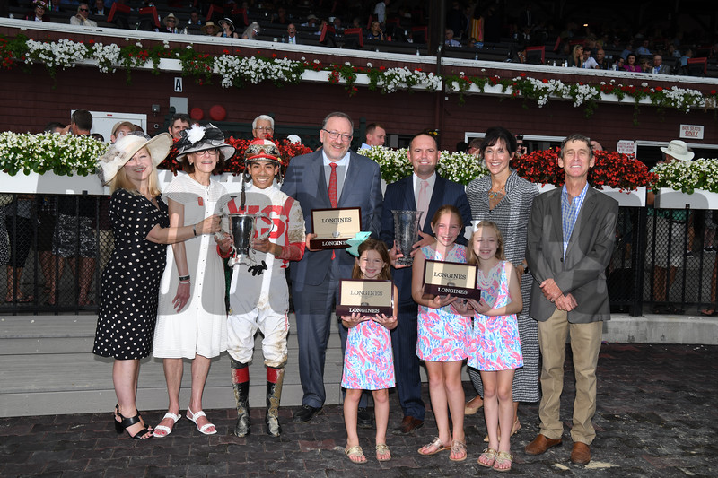 Separationofpowers wins the 2018 Test Stakes<br /> Coglianese Photos