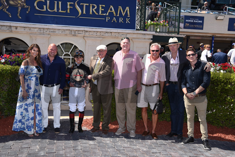 Holy Helena wins the 2018 The Very One<br /> Coglianese Photos