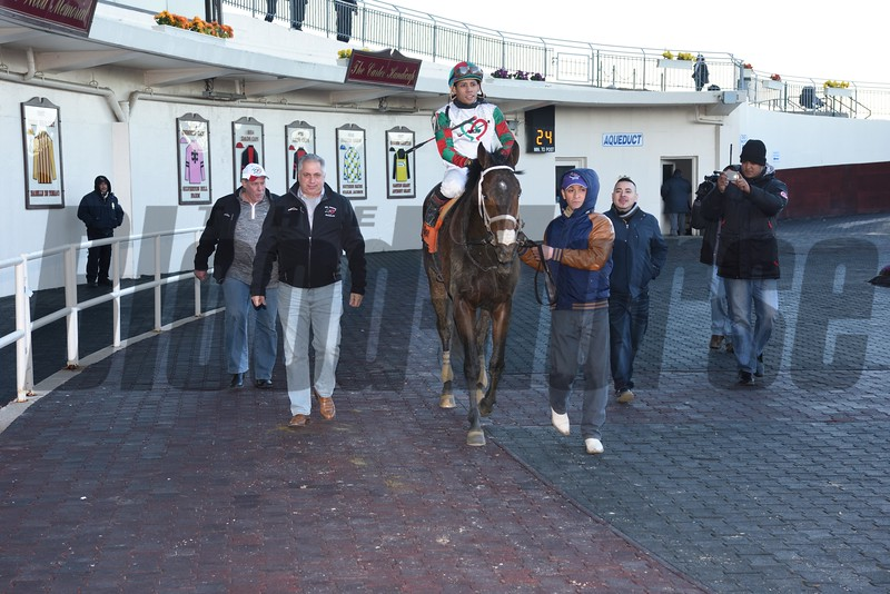 Firenze Fire wins the 2018 Jerome Stakes<br /> Coglianese Photos