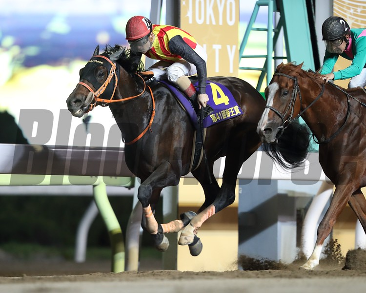 Gold Dream, Teio Sho, G1, Ohi Racecourse, June 27, 2018