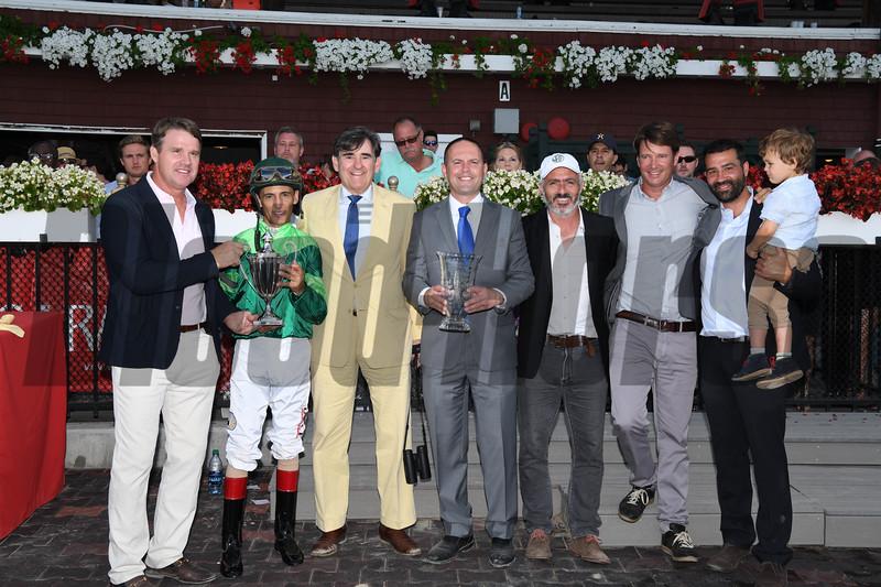 Sistercharlie wins the 2018 Diana Stakes<br /> Coglianese Photos