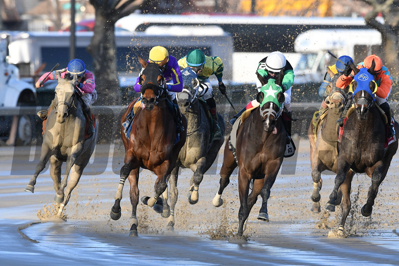 Startwithsilver wins the 2018 Broadway Stakes