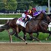 Catholic Boy wins the 2018 Travers<br /> Coglianese Photos/Rob Mauhar