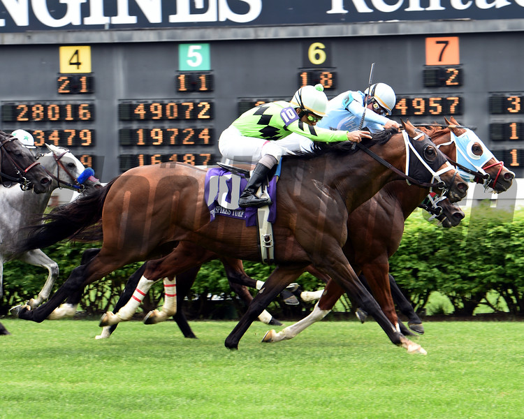 Will Call; Shaun Bridgmohan; Twin Spires Turf Sprint Stakes presented by Twinspires.com; G3T; Churchill Downs; May 4; 2018