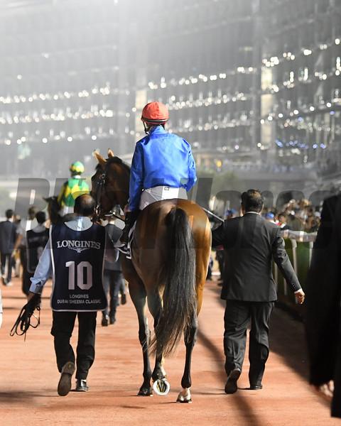 Longines Dubai Sheema Classic; G1; Meydan Race Course; Dubai; March 31 2018