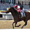 Split Time wins the 2018 Maddie May Stakes<br /> Coglianese Photos/Joseph Labozzetta