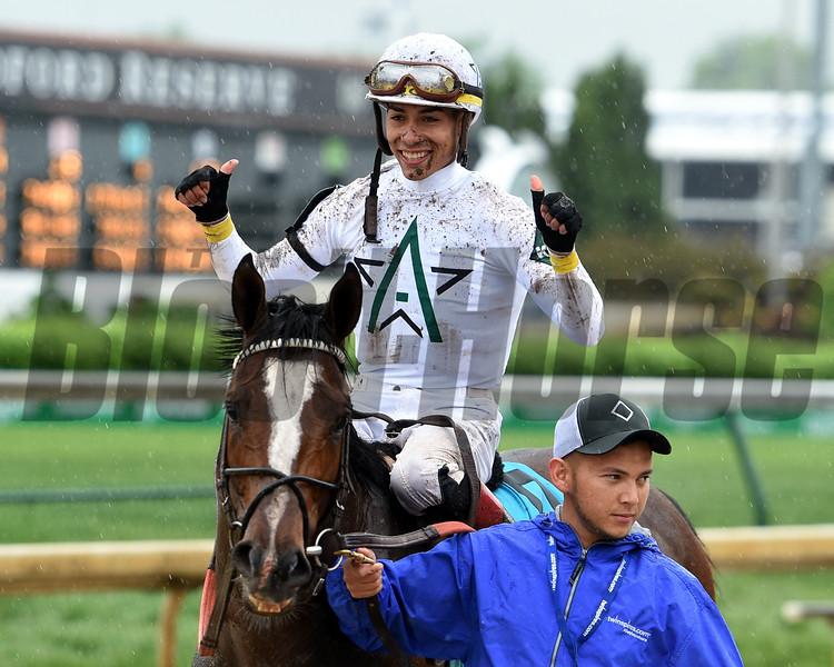 Yoshida (JPN); Jose Ortiz; Old Forester Turf Classic Stakes; G1T; Churchill Downs; May 5; 2018