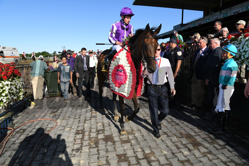 Athena (IRE), Ryan Moore, Belmont Oaks Invitational Stakes; G1T; Belmont Park; July 7; 2018