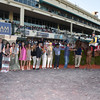 Sadler's Joy wins the 2018 Mac Diarmida Stakes<br /> Coglianese Photos