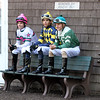 Delaware Park Jockeys Chad B. Harmon