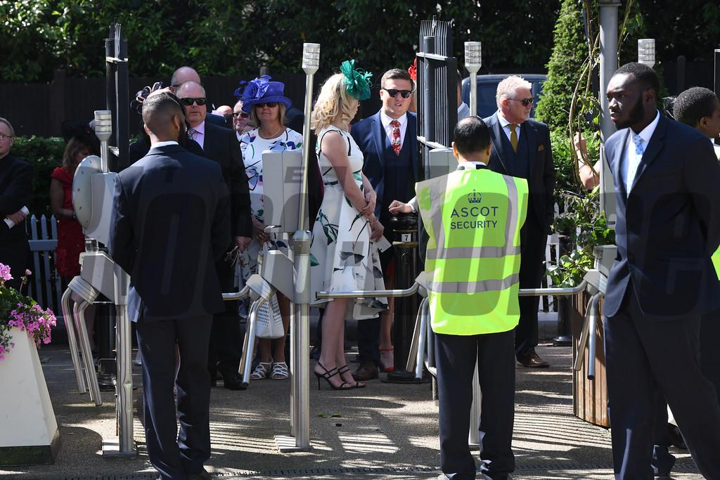 Royal Ascot; Ascot Race Course; Ascot; UK; 6-21-18; Photo by Mathea Kelley