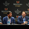 2018 Kentucky Oaks Press Conference<br /> Dave Harmon Photo