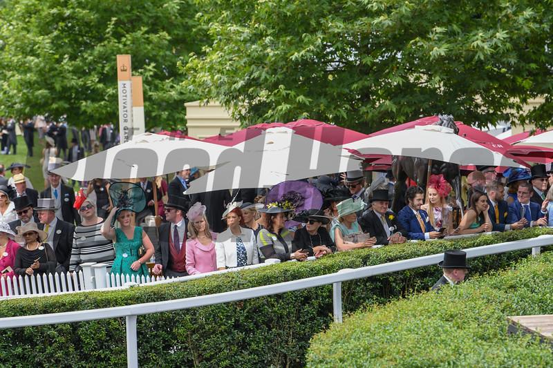 Royal Ascot, Ascot Race Course, Ascot, UK, June 20, 2018. Photo: Mathea Kelley