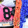 Audible; John Velazquez; Xpressbet Florida Derby; G1; Gulfstream Park; March 31 2018<br /> Dave Harmon Photo