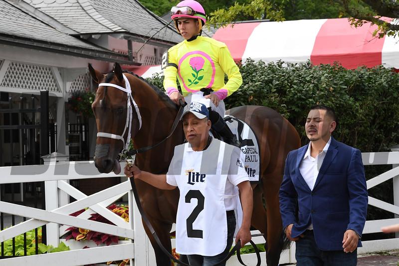 Call Paul wins the 2018 Saratoga Special<br /> Coglianese Photos