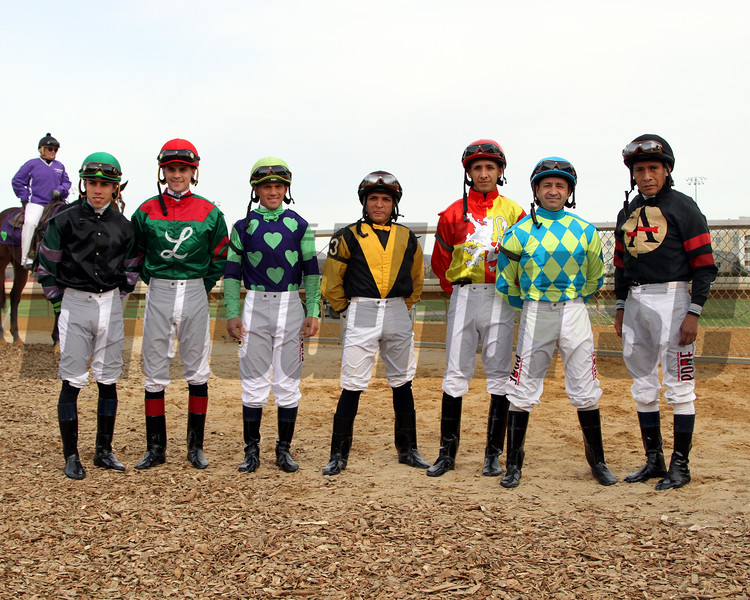 2018 Charles Town Classic (GII) Jockeys