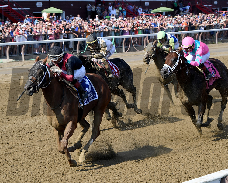 Whitmore wins the 2018 Forego<br /> Coglianese Photos/Chelsea Durand