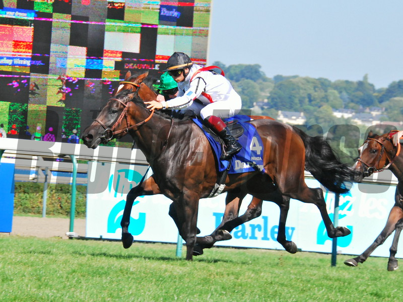 Nonza (FR), Alexis Badel, Darley prix Jean Romanet, G1; Deauville; August 19; 2018