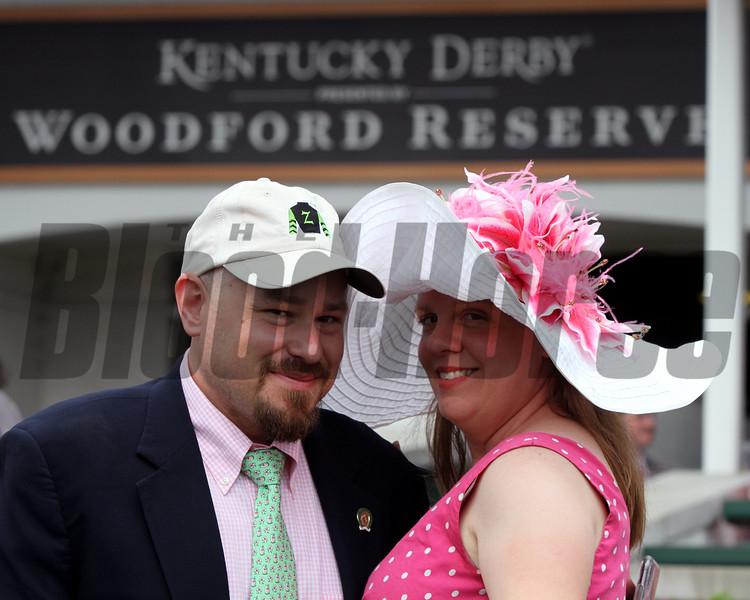 Kentucky Oaks Scenes Churchill Downs Chad B. Harmon
