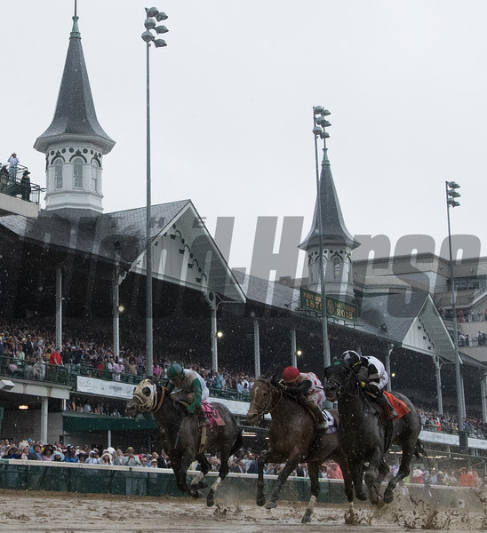 Limousine Liberal; Jose Ortiz; Chruchill Downs Stakes presented by Twinspires.com; Churchill Downs; May 5; 2018