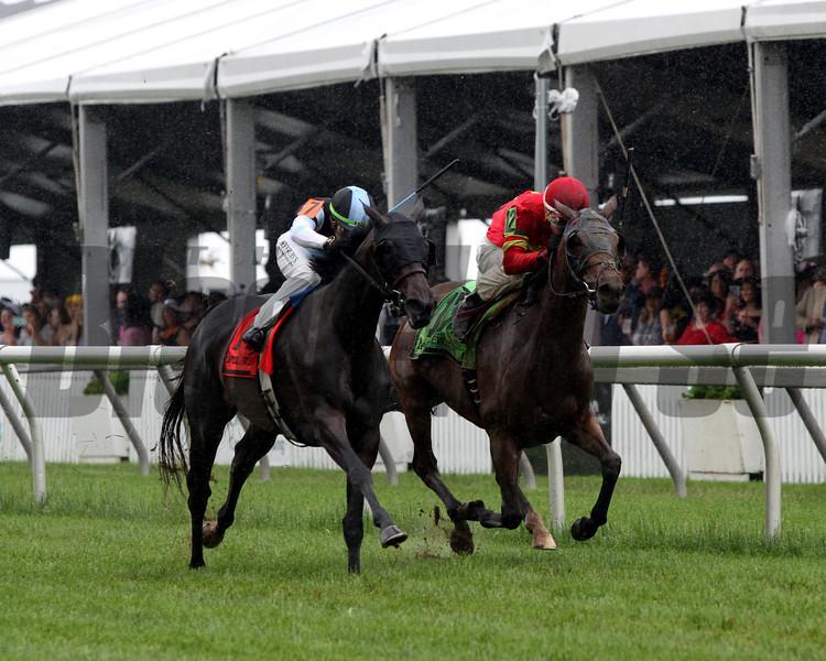 Galileo's Melody Race 4 Pimlico Chad B. Harmon