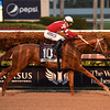Gun Runner wins the 2018 Pegasus<br /> Coglianese Photos/Viola Jasko